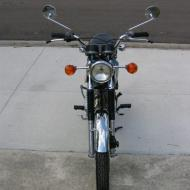 Honda CB125T2 (reduced effect)