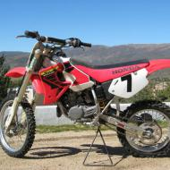 Honda CR80RB Expert
