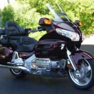 Honda Gold Wing Premium Audio