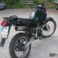 Honda NX125TC Trans City