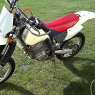 Honda RV400RT