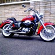 Honda Shadow Custom 400