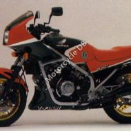 Honda VF750F (reduced effect)
