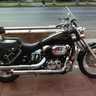 Honda VT750C3 DC Black Widow