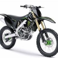Kawasaki KX100 Monster Energy