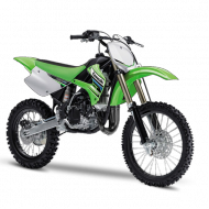 Kawasaki KX85-I Monster Energy