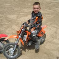 KTM 50 Junior Adventure