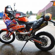 KTM Enduro 600 LC 4 (reduced effect)
