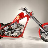 West Coast Choppers El Diablo Rigid