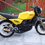 Yamaha RD 350 N (reduced effect)