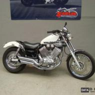Yamaha XV 535 Virago (reduced effect)