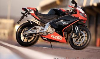 2010 Aprilia RS 125 Replica SBK
