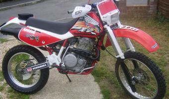 1991 Aprilia Tuareg 600 Wind (reduced effect)