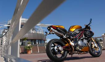 2010 Benelli Cafe Racer 899 #1