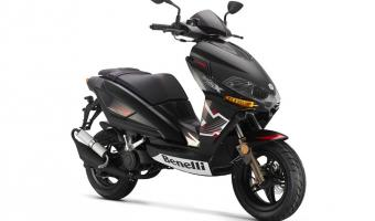2010 Benelli QattroNove X On Road #1