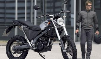2008 BMW G650X Country