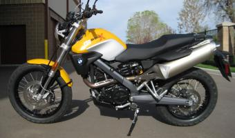 2010 BMW G650X Country