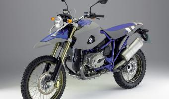 2008 BMW HP2 Enduro #1