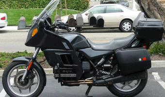 1991 BMW K100LT Limited Edition #1