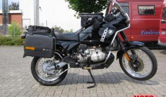 1994 BMW R100GS Paris-Dakar