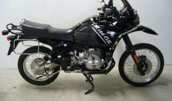 BMW R100GS PD Classic