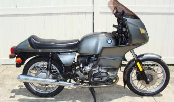 1981 BMW R100RS