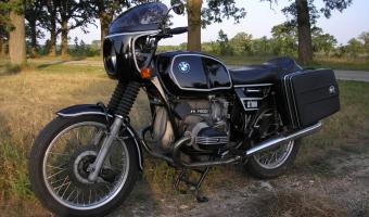 1986 BMW R100RS