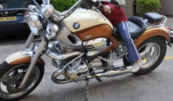 2001 BMW R1200 Independent