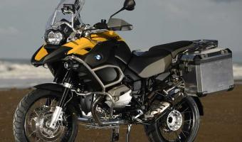 2011 BMW R1200GS Adventure #1