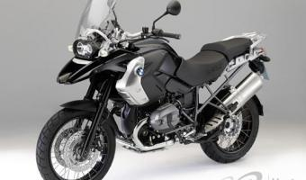 2012 BMW R1200GS Triple Black #1