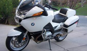 2007 BMW R1200RT Police