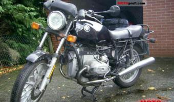 1982 BMW R45 (reduced effect)