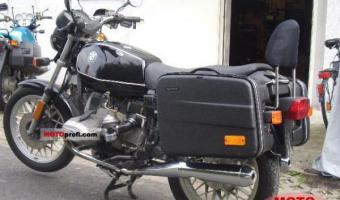 1984 BMW R45 (reduced effect) #1
