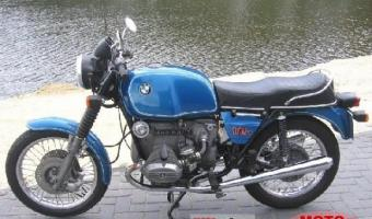 1992 BMW R80 (reduced effect)