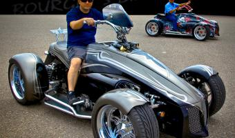 2010 Bourget Shredder #1
