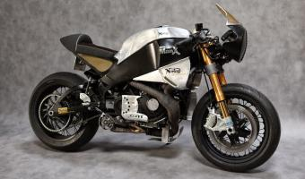 Buell 1125CR Cafe Racer