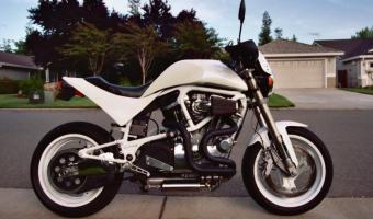 Buell White Lightning