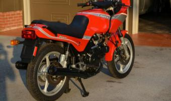 1986 Cagiva 650 Alazzurra (reduced effect)