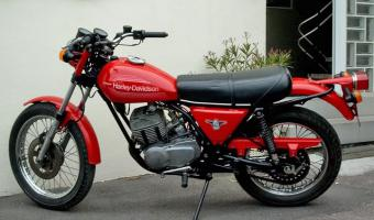 Cagiva SST 250 Chopper