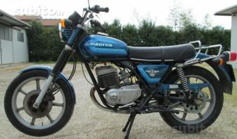 1981 Cagiva SST 350 Chopper