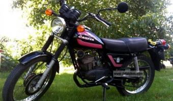 1982 Cagiva SST 350 Chopper #1