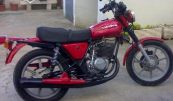 1983 Cagiva SST 350 (with sidecar)