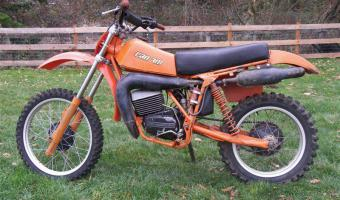 1980 Can-Am MX6 400