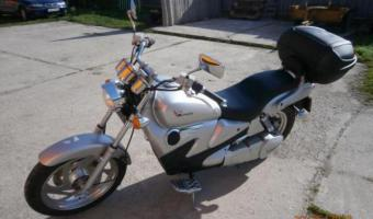 2007 CF Moto 250 Freedom Scooter