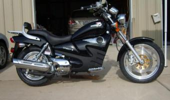 2008 CF Moto 250 Freedom Scooter