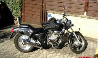 2001 Daelim VT 125 Evolution