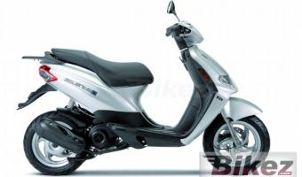 2008 Derbi Atlantis City 50 4T #1