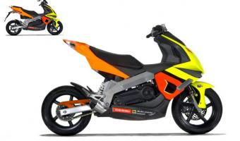 Derbi Atlantis Two Chic 2t