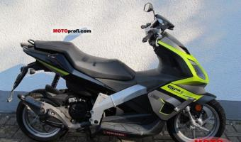 2009 Derbi GP1 50 Open