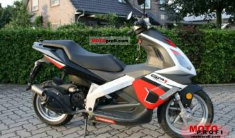 2007 Derbi GP1 Open 50